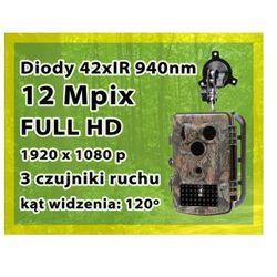FOTOPUŁAPKA RD1000 v2 Kamera leśna 42xIR 940nm FHD