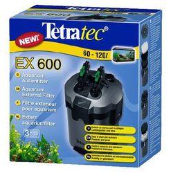 TETRA Tec EX-600 filtr zewnętrzny kanistrowy do akwarium 120l