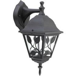 Kinkiet LAMPA elewacyjna HAGA 8243 Rabalux zewnętrzna OPRAWA ogrodowa IP44 czarny