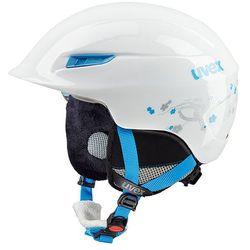 Kask narciarski regulowany Uvex Gamma WL (53-58 cm)