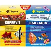 TROPICAL Duopack - Supervit 12g + Esklarin 10ml