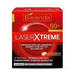 Bielenda Laser Xtreme 50+ Krem na dzień liftingująco wygładzający 50ml