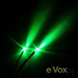 XSPC Twin LED 5mm - zielony (5060175582003) Darmowy odbiór w 19 miastach!