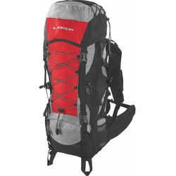 a6d4b5f7d7c43 Loap plecak turystyczny Snowdon 50+10 Red/Black - BEZPŁATNY ODBIÓR: WROCŁAW!