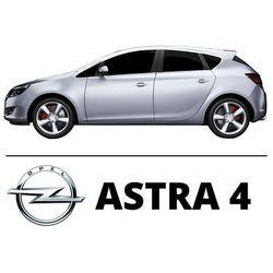 Opel Astra IV - Światła do jazdy dziennej LED DRL W21/5W - Zestaw 2 żarówki