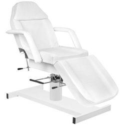 Fotel Kosmetyczny Hydrauliczny A210 Stolik Kosmetyczny 1040 Lampa Lupa Led S5