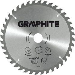 Tarcza do cięcia GRAPHITE 55H603 160 x 30 mm do pilarki widiowa