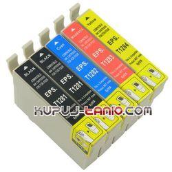 .T1285 tusze do Epson (5 szt., Unink) tusze Epson S22, Epson SX235W, Epson SX130, Epson SX125, Epson SX230, Epson SX420W, Epson SX425W