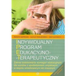 Indywidualny program edukacyjno-terapeutyczny - Wysyłka od 3,99 - porównuj ceny z wysyłką (opr. miękka)