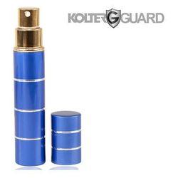 Gaz pieprzowy KOLTER GUARD imitujący szminkę, 15ml, niebieski