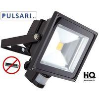 Halogen Reflektor Naświetlacz PULSARI LED 50W z czujnikiem