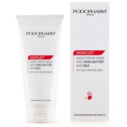 Podopharm HAND CREAM-MASK WITH SHEA BUTTER AND GOJI Kremo-maska do dłoni z masłem Shea i goji (75 ml)