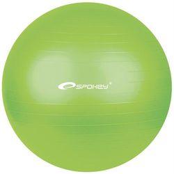 Piłka gimnastyczna FITBALL śr.75 cm + pompka Spokey (zielona)