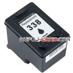 (R) HP 338 tusz do HP Photosmart C3180, HP Photosmart C3100, HP PSC 1510, HP PSC 1610, HP PSC 1500, HP Deskjet 5740, HP Photosmart 2575