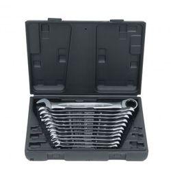Zestaw kluczy, KS Tools, 12 kluczy (8-19 mm), całość w walizce Zapisz się do naszego Newslettera i odbierz voucher 20 PLN na zakupy w VidaXL!