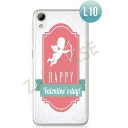 Obudowa Zolti Ultra Slim Case - HTC Desire 626 - Romantic- Wzór L10 - L10