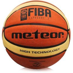 Piłka do koszykówki Meteor Treningowa Cellular 07000F
