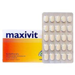 MAXIVIT 100 tabletek