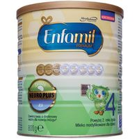 ENFAMIL 800g Premium 4 Mleko modyfikowane dla dzieci powyżej 2. roku ż