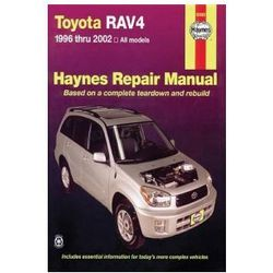 Toyota RAV4 Automotive Repair Manual 1996-12