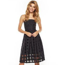 Sukienka Jane w kolorze czarnym
