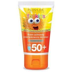 FLOS-LEK SUN CARE Krem ochronny przeciwsłoneczny dla dzieci SPF 50+ Produkt dostępny w promocyjnej cenie!