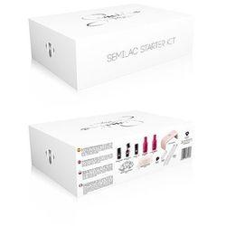Semilac Zestaw startowy do wykonywania i usuwania manicure hybrydowego