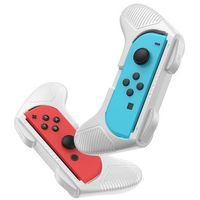 Baseus SW Small Handle | 2x Uchwyt na pad Joy Con do Nintendo Switch - Szary