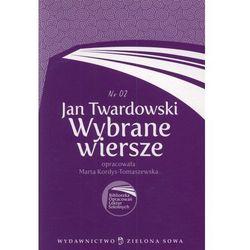 Jan Twardowski. Wybrane wiersze. (opr. miękka)