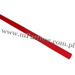 Rura termokurczliwa elastyczna V20-HFT 4,5/2,3 10szt czerwona