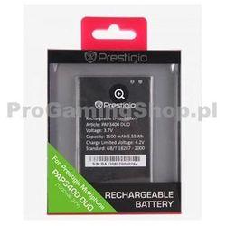 Oryginalna bateria do Prestigio Multiphone 3400DUO, (1500mAh)