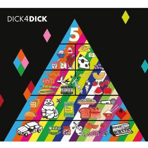 5 - Dick4dick (Płyta CD)