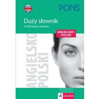 Pons Duży słownik angielsko-polski (opr. twarda)