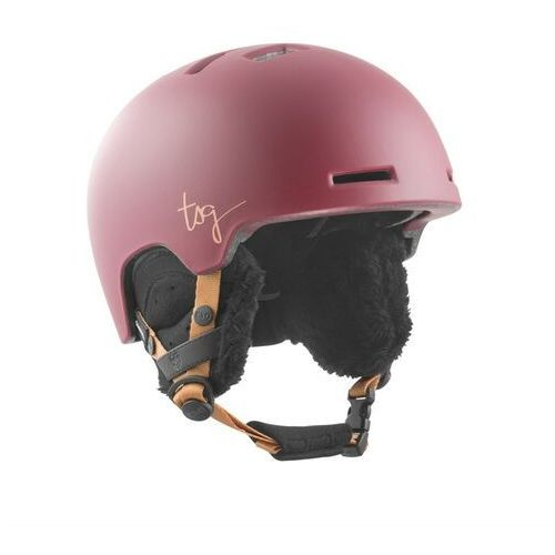 kask TSG - cosma solid color satin vin (287)