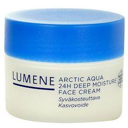 Lumene Arctic Aqua 24H Deep Moisture Face Cream 50ml W Krem do twarzy do skóry suchej i normalnej