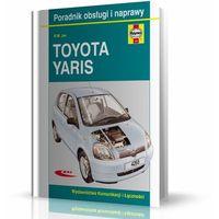 Toyota Yaris modele 1999-2005 (opr. twarda)