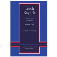 Teach English, Teacher's Workbook (opr. miękka)