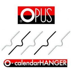 100 mm, Zawieszki do kalendarzy Opus, metalowe zawieszki do kalendarza [500szt.]