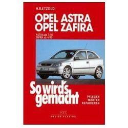 Opel Astra ab 3/98, Opel Zafira ab 4/99