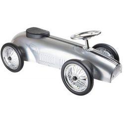 Jeździk metalowy dla Dzieci Srebrny Bolid