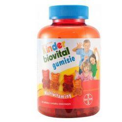Kinder Biovital Gumisie x 60 żelków (Bayer)