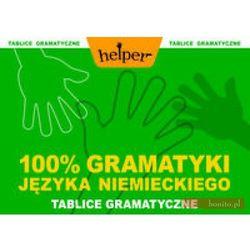 100% gramatyki języka niemieckiego (opr. broszurowa)