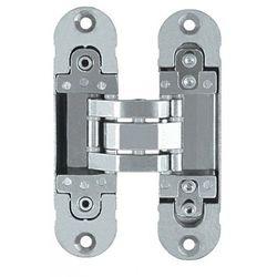 Zawias niewidoczny Otlav INVISACTA 3D 120 mm 230 ocynk biały