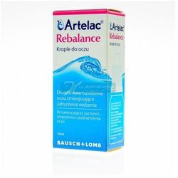 Artelac Rebalance, krople do oczu, 10ml