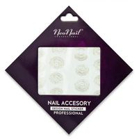 NeoNail MINI WATER STICKER Naklejki wodne (GOLD SY-T027)