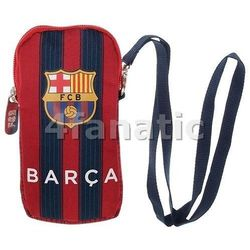 pokrowiec etui i smycz FC Barcelona PA