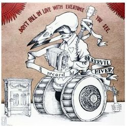 Don T Fall In Love With Everyone You See - Okkervil River (Płyta CD)