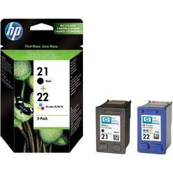Zestaw tuszy HP SD367AE (21+22), oryginalny, czarny, kolor - 20 zł za zapisanie się do Newslettera