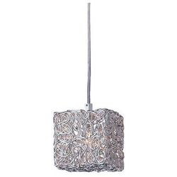Ideal Lux lampa wisząca Quadro SP1