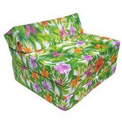 Fotel materac składany 200x70x10 cm - 001